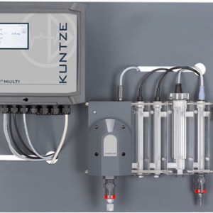 Chlorine Monitoring Water Disinfection Kuntze Au
