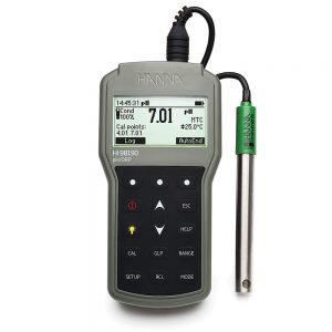 Portable pH/ORP Meter - HI98190